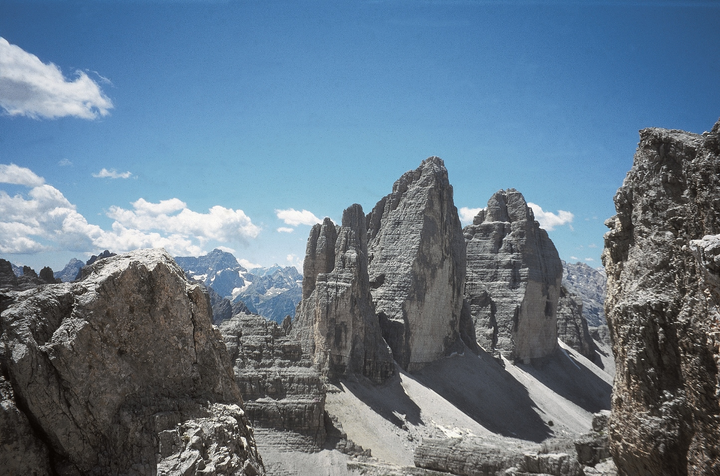 The Dolomites are perfect for Via Ferrata trekking