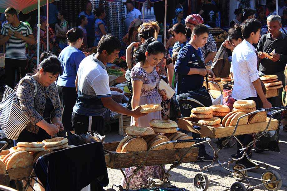 bread vendors