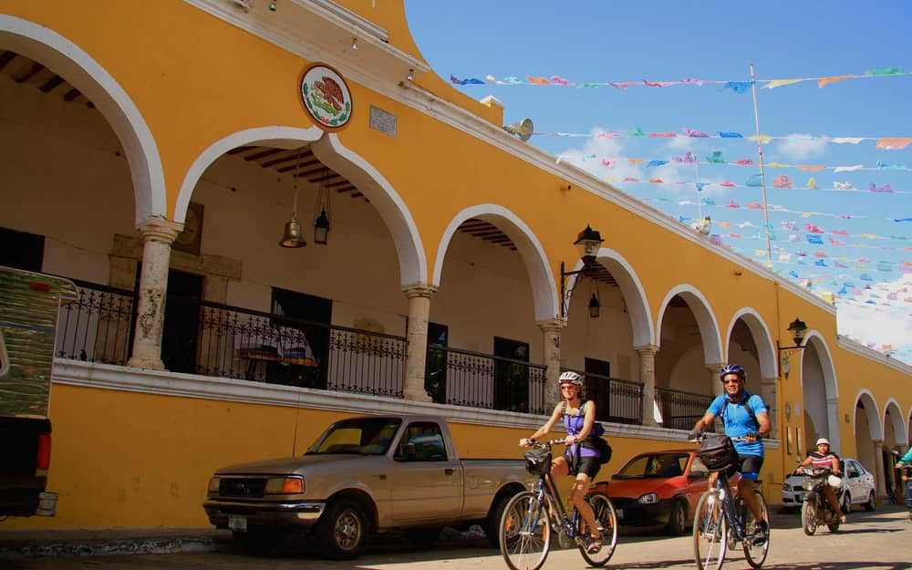 Cycling in Mexico