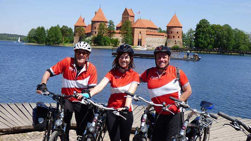 Cycling the Baltics