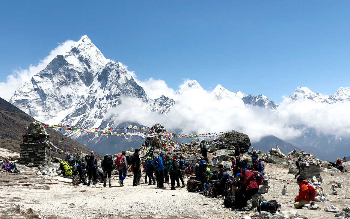 Group Himalaya
