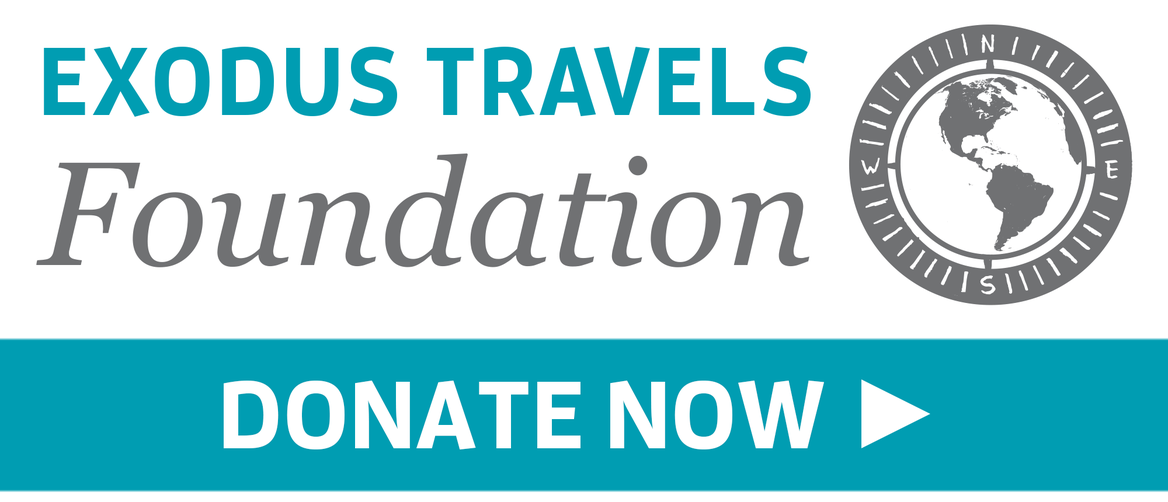 Exodus Foundation - Donate Now