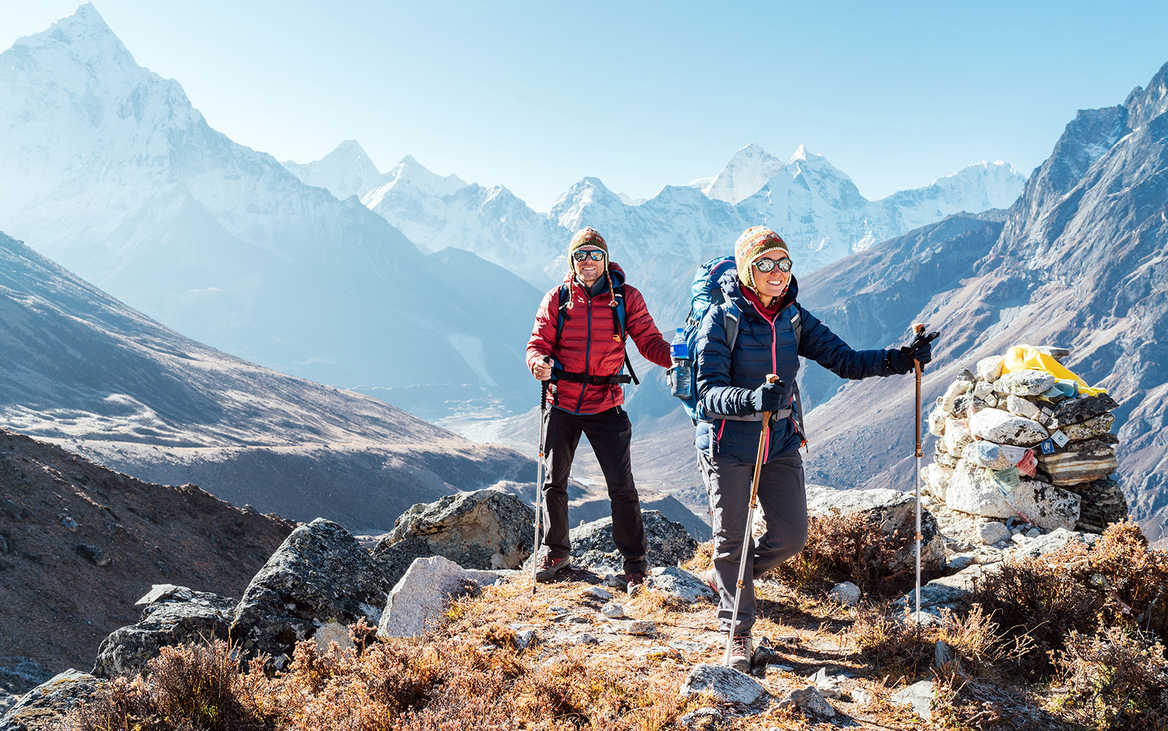 Trekking Poles Himalaya