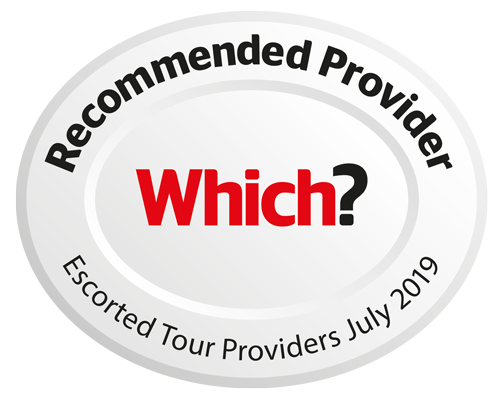 which - recommended tour provider July 2019