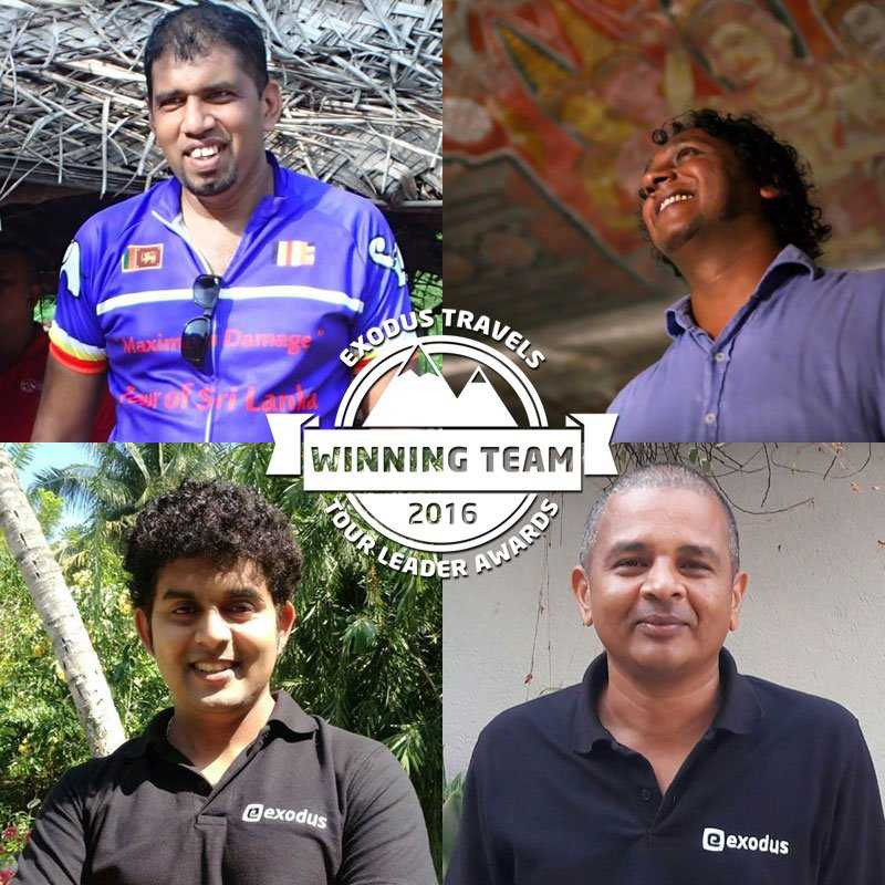 Sri Lanka: Winning Team 2016