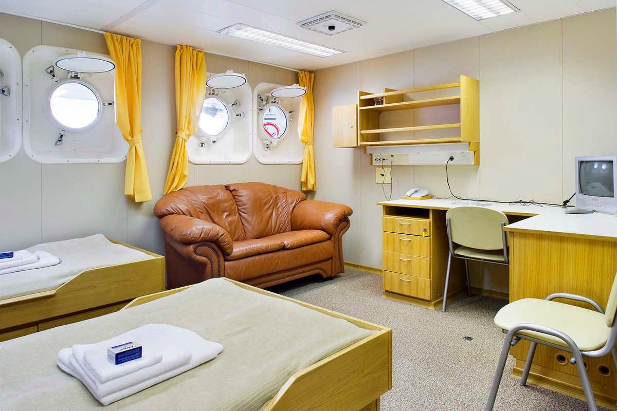 Vavilov cabin 332