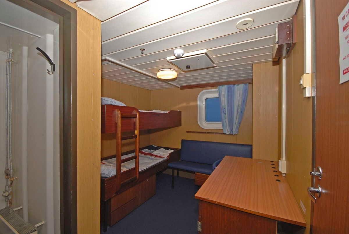 Spirit of Enderby Superior Cabin