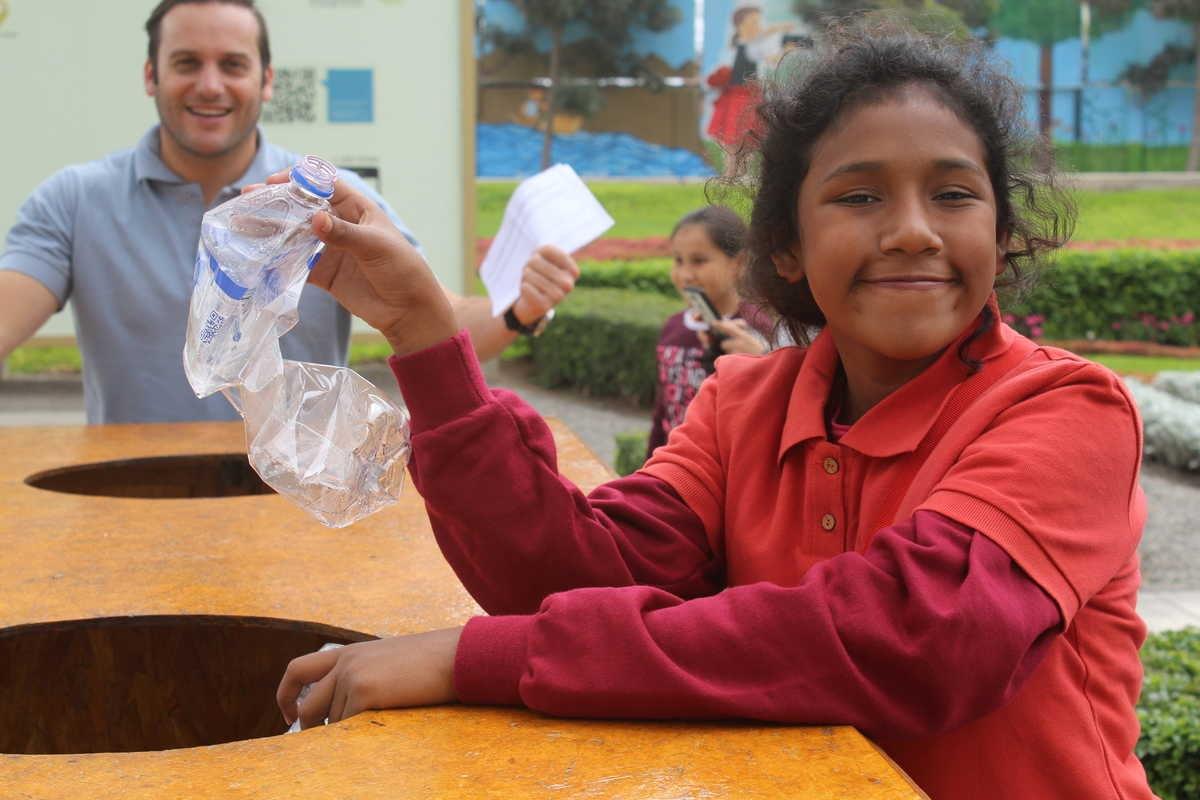 Voces Por el Clima Environmental Park, Peru