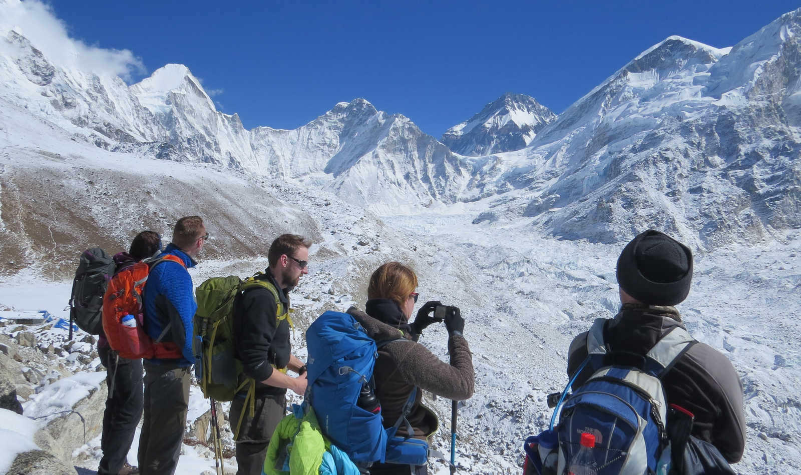 Everest Base Camp trek in winter | Best time for Everest Base Camp Trek