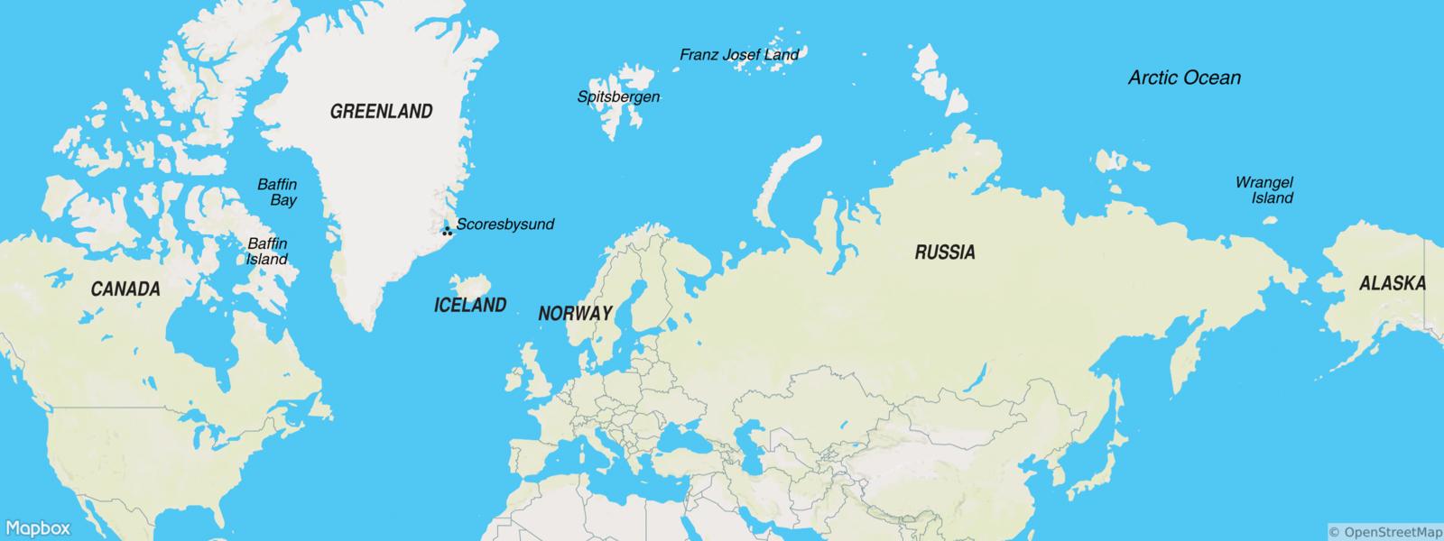 Arctiv Map