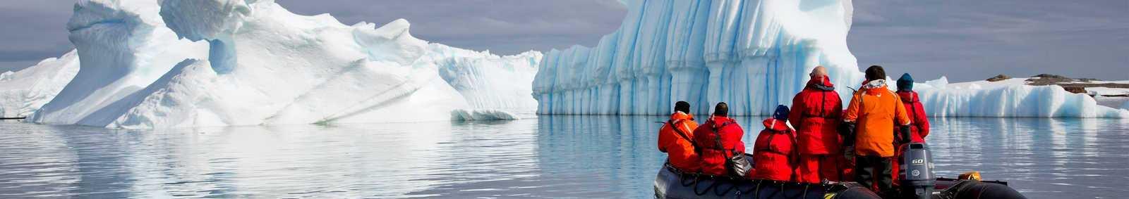 Exploring the Antarctic
