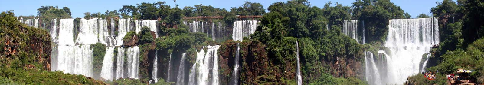 Iguassu Waterfal, Brazil
