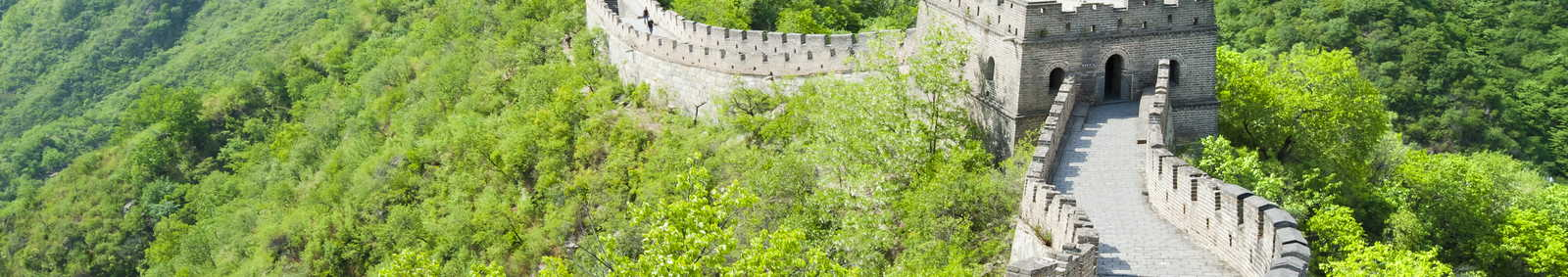 Great Wall of China in Summer, China