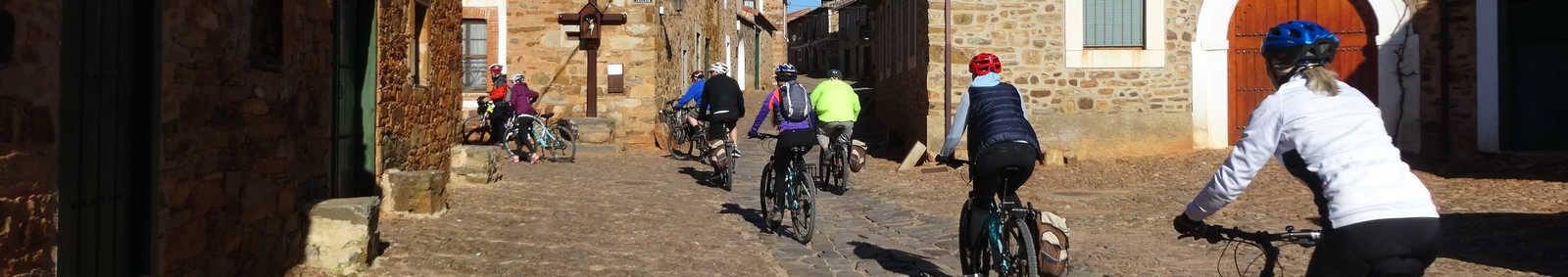 Cycling Camino de Santiago