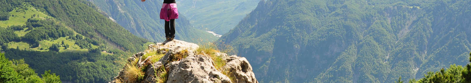 Trekking in Northern Albania on the Southern Via Dinarica
