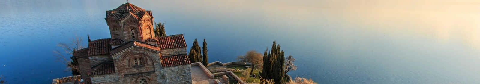 Sveti Jovan Kaneo Church, Lake Ohrid