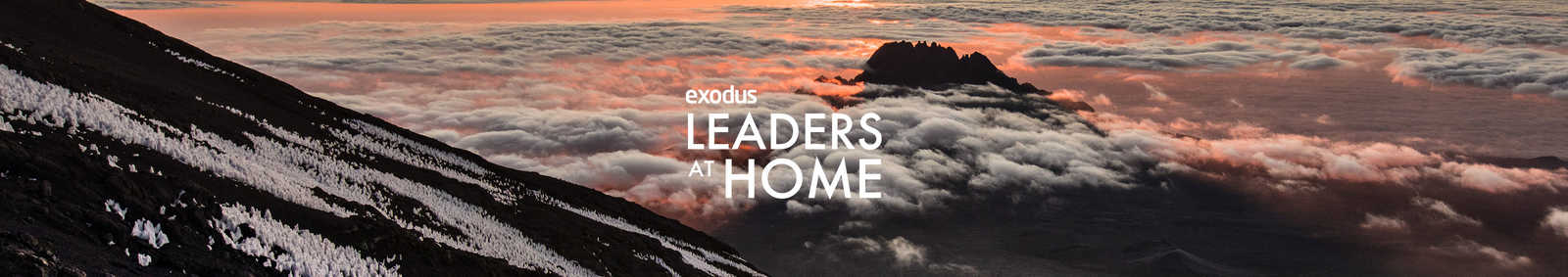 Leaders at home