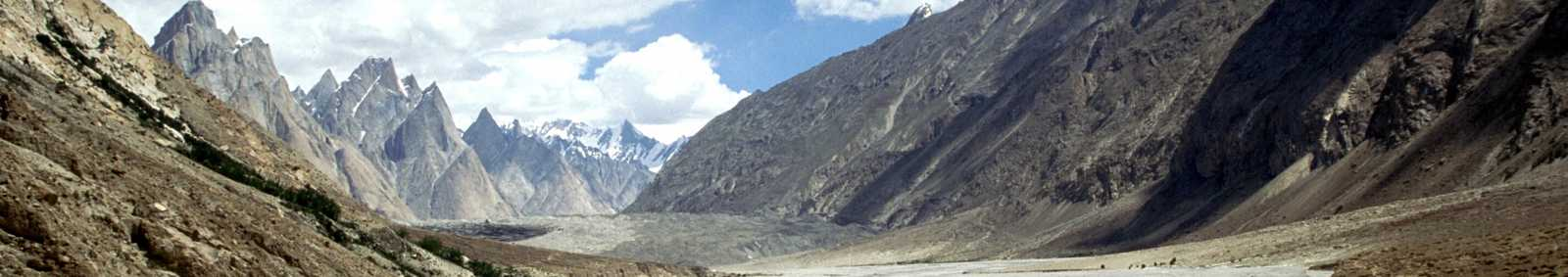 The Best Treks in Pakistan