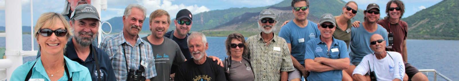 Expedition staff