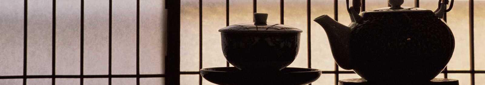 Japanese tea pot
