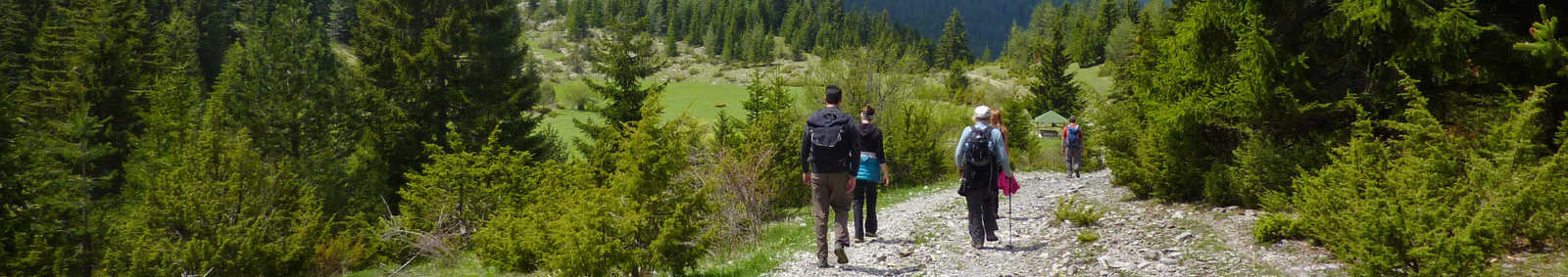 Walking in Bulgaria