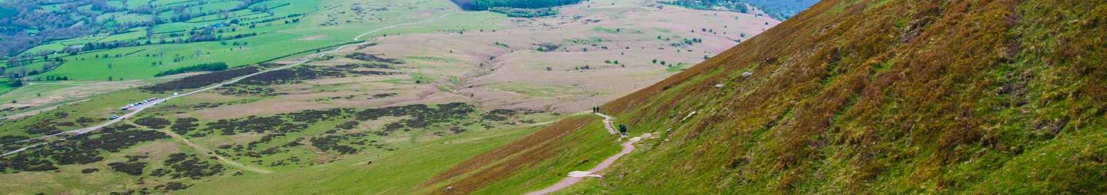 shutterstock_780386821 Offa's Dyke nr Hay on Wye