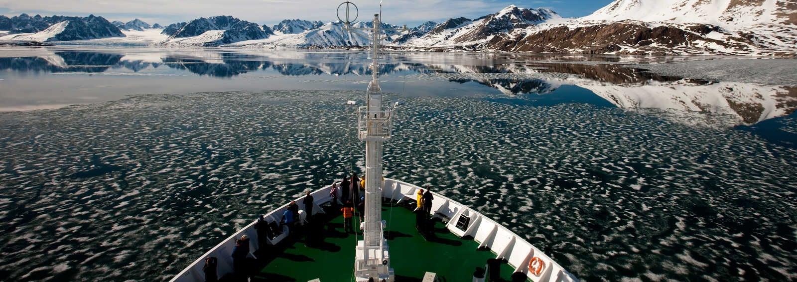 Spitzbergen scenery
