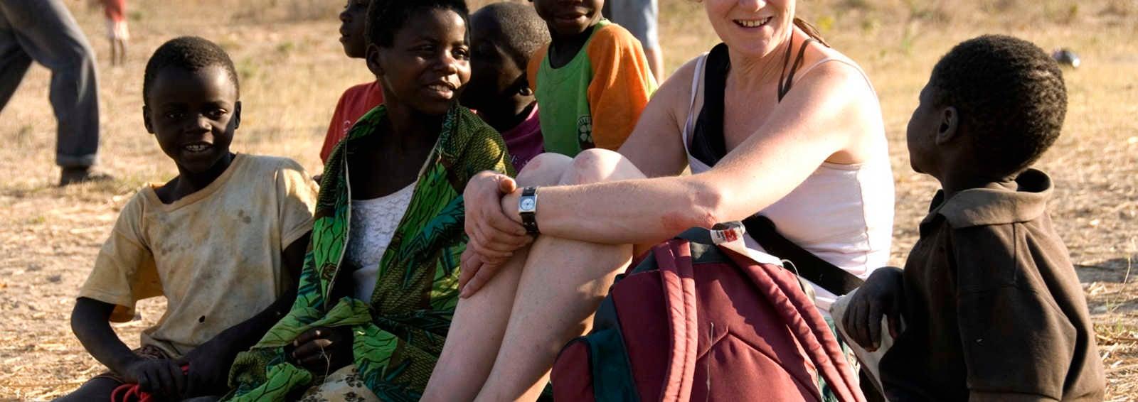 Chikumbi Community Centre, Zambia
