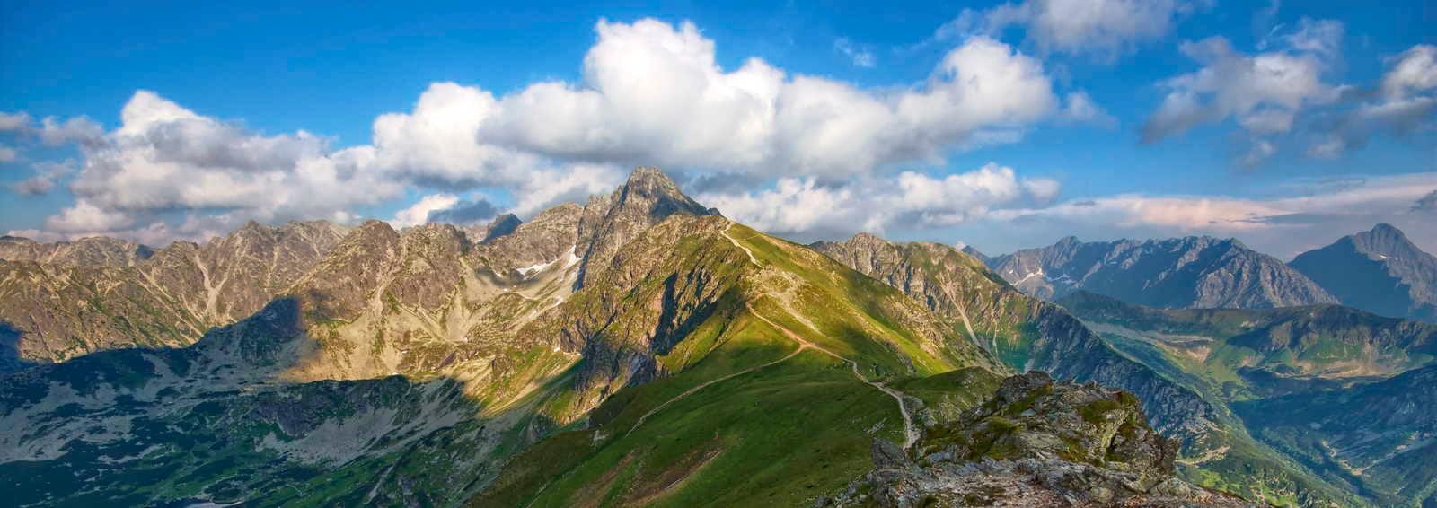 High Tatra Mountains, Poland