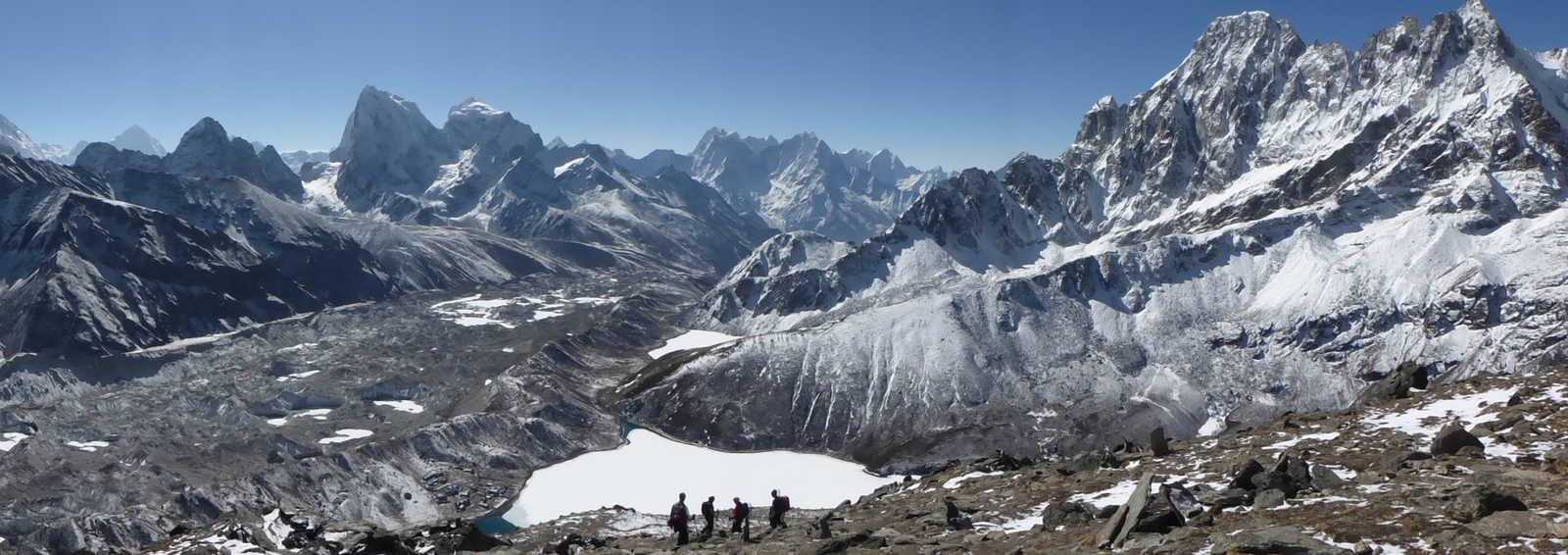 Gokyo Ri Mt Everest, Nepal