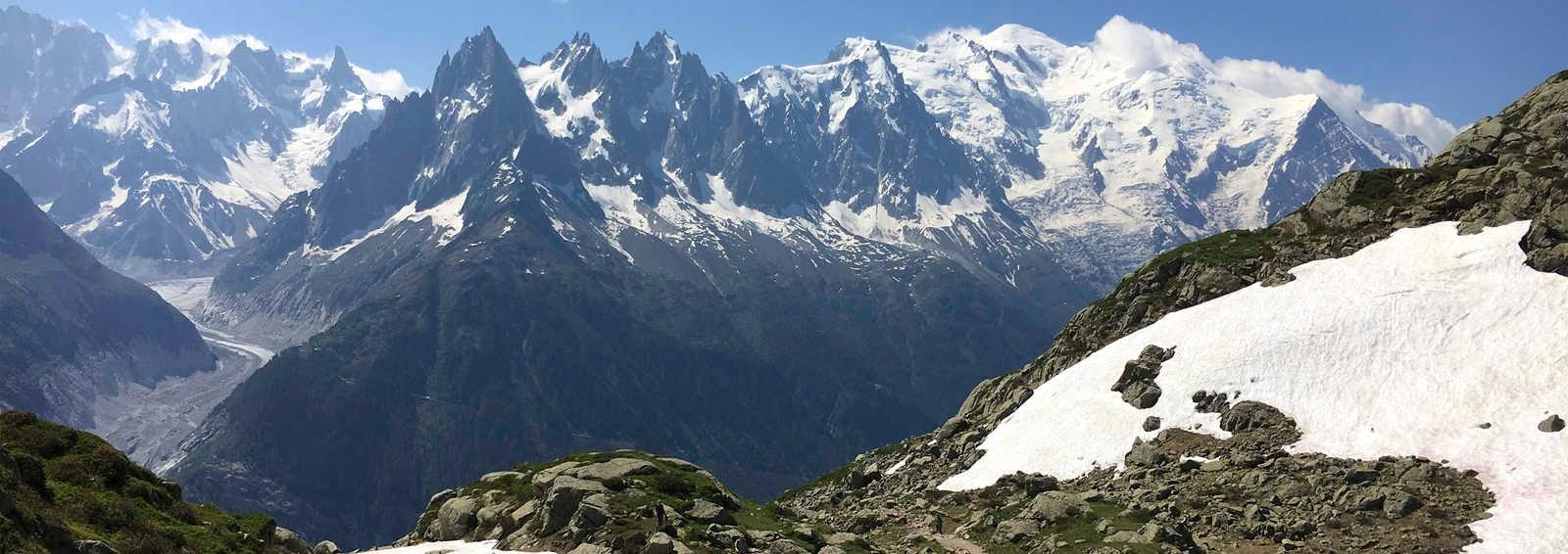 Mont Blanc Circuit, France