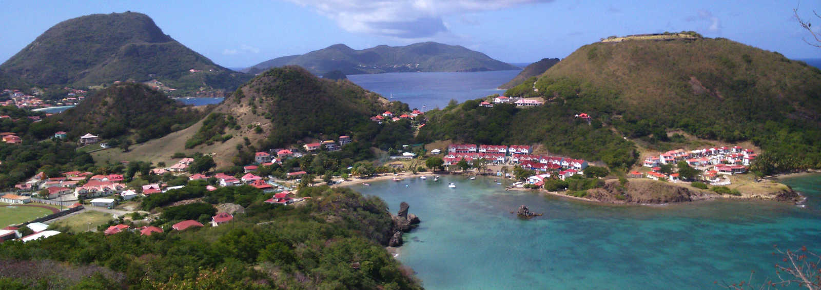 Coastal shot, Les Saintes