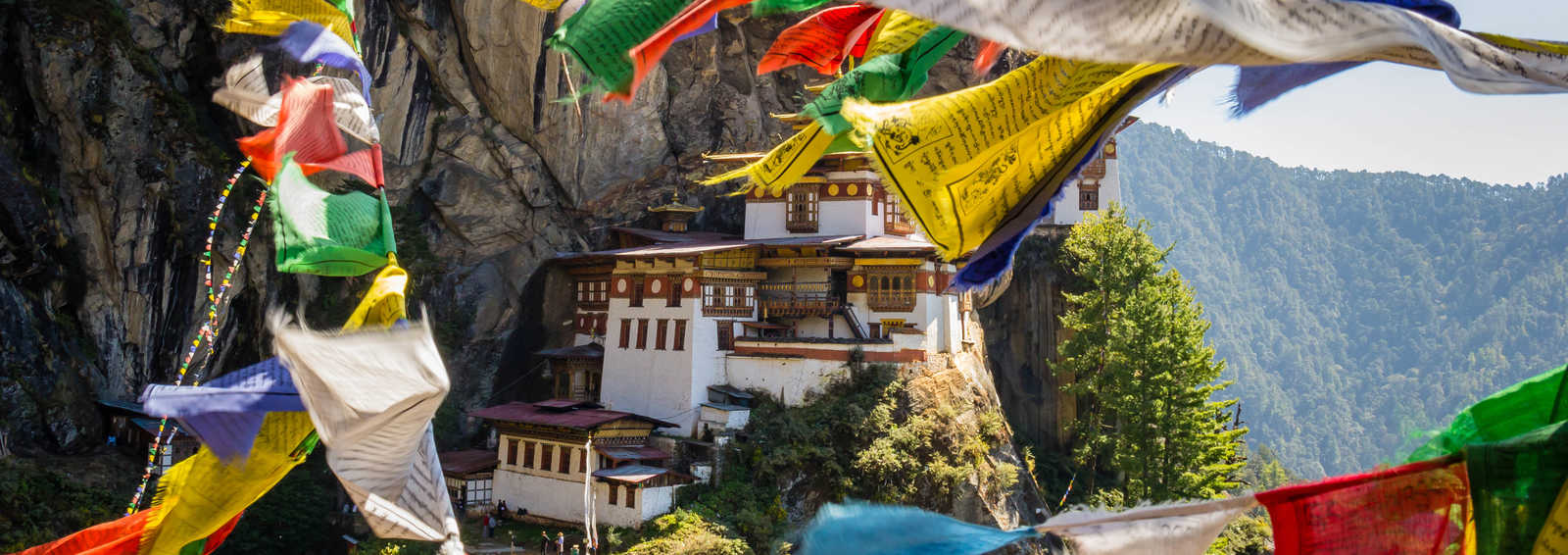 Tiger's Nest in Bhutan