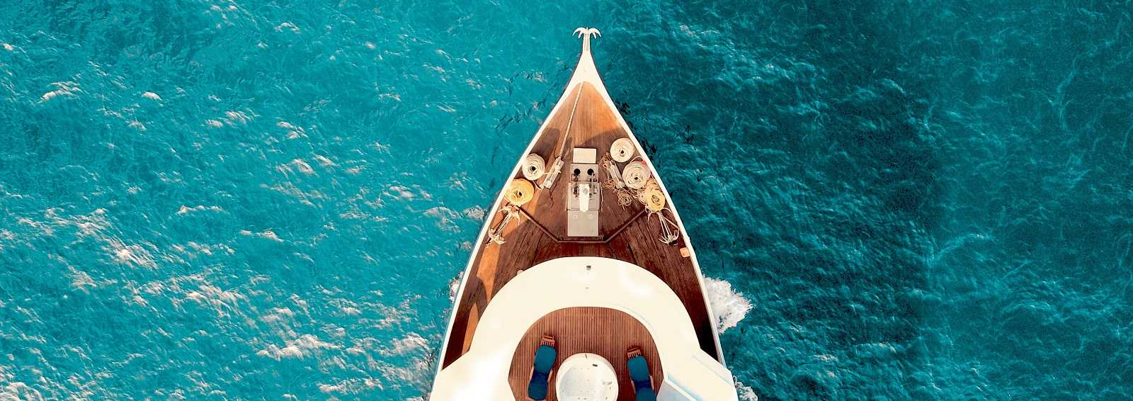 Luxury Expedition Ship