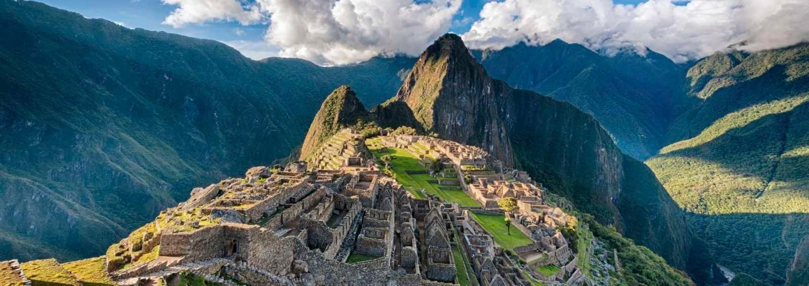 Machu Picchu Per
