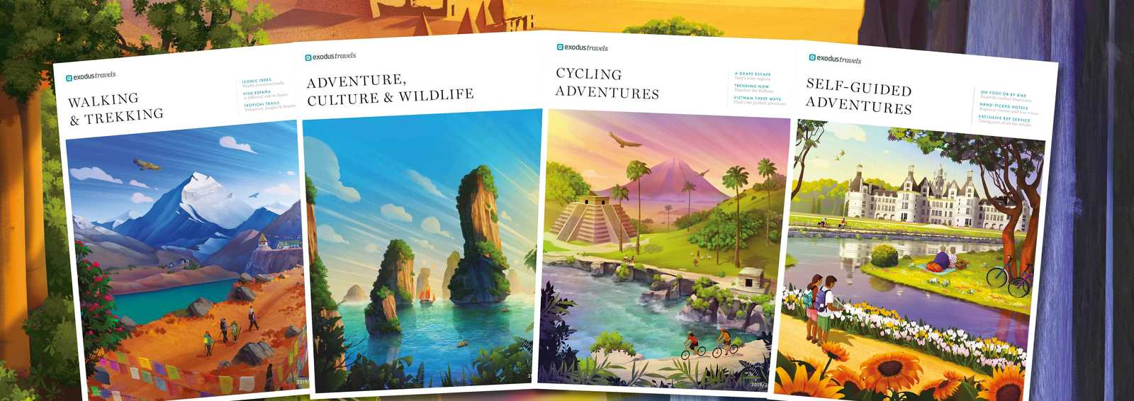 Exodus Brochures 2019