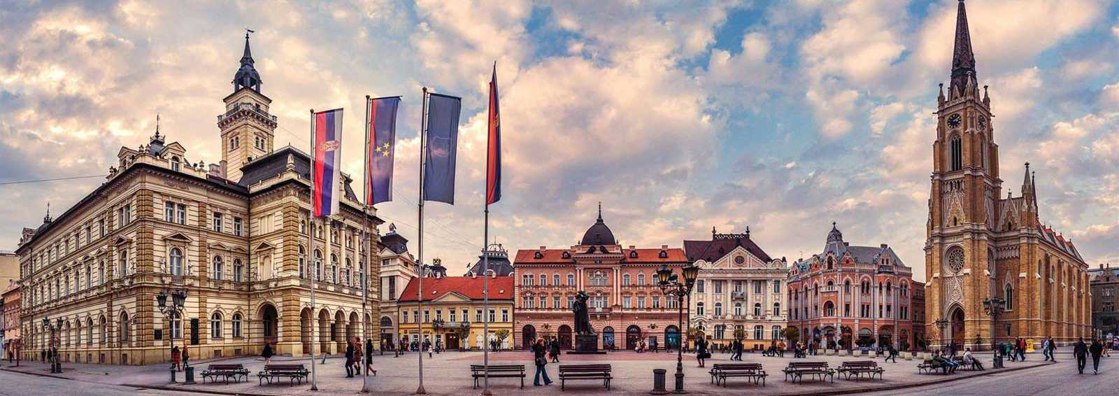 Novi Sad, Vojvodina, Serbia's second city