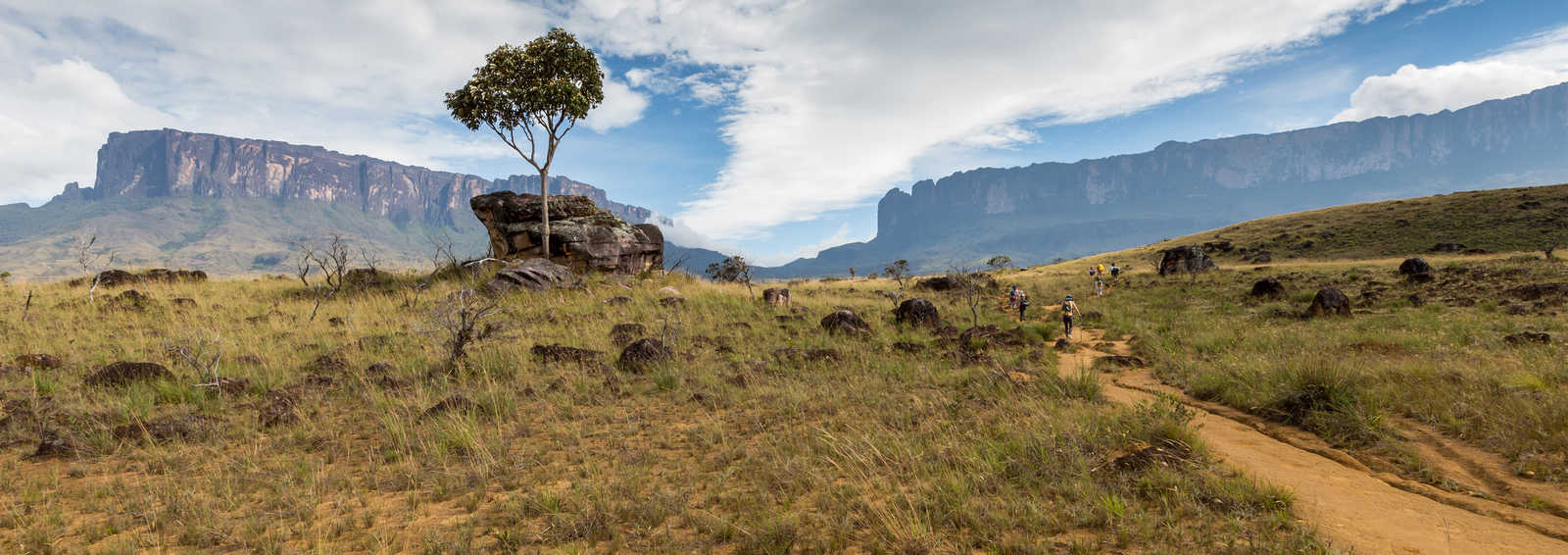 Trek to Roraima