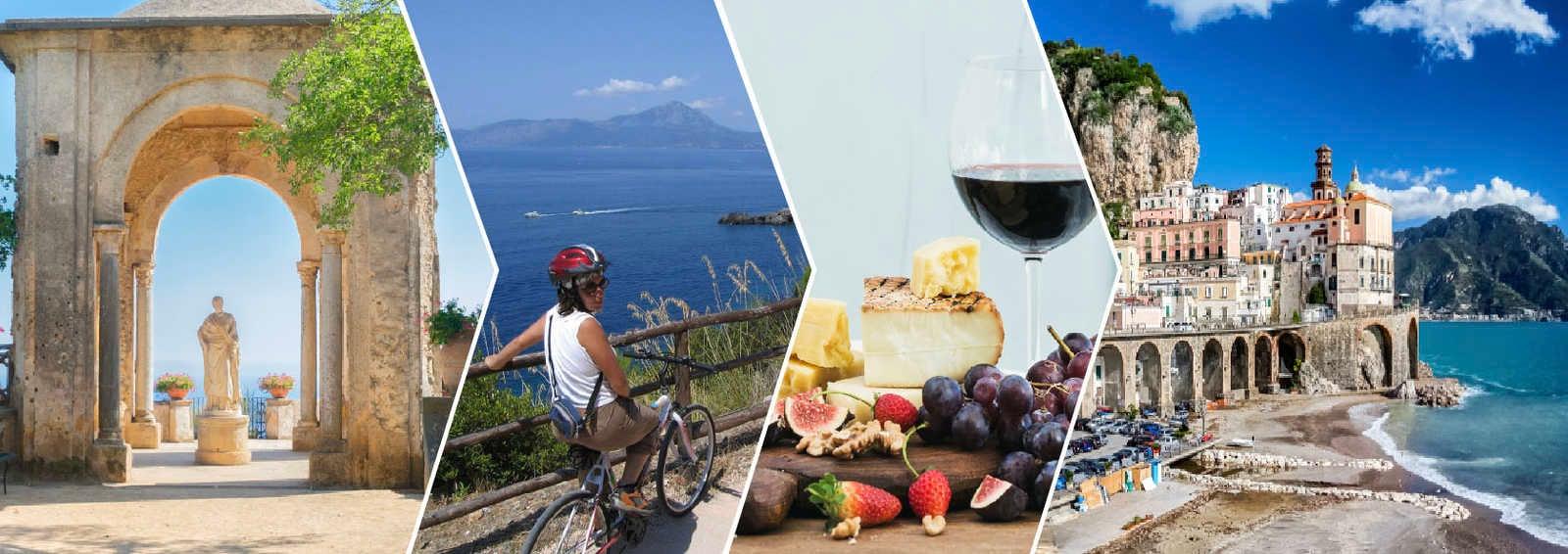Cycling Italy's Amalfi Coast
