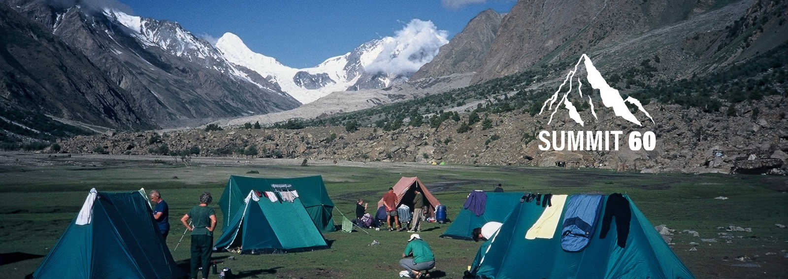 Hiking the Himalaya: Then and Now