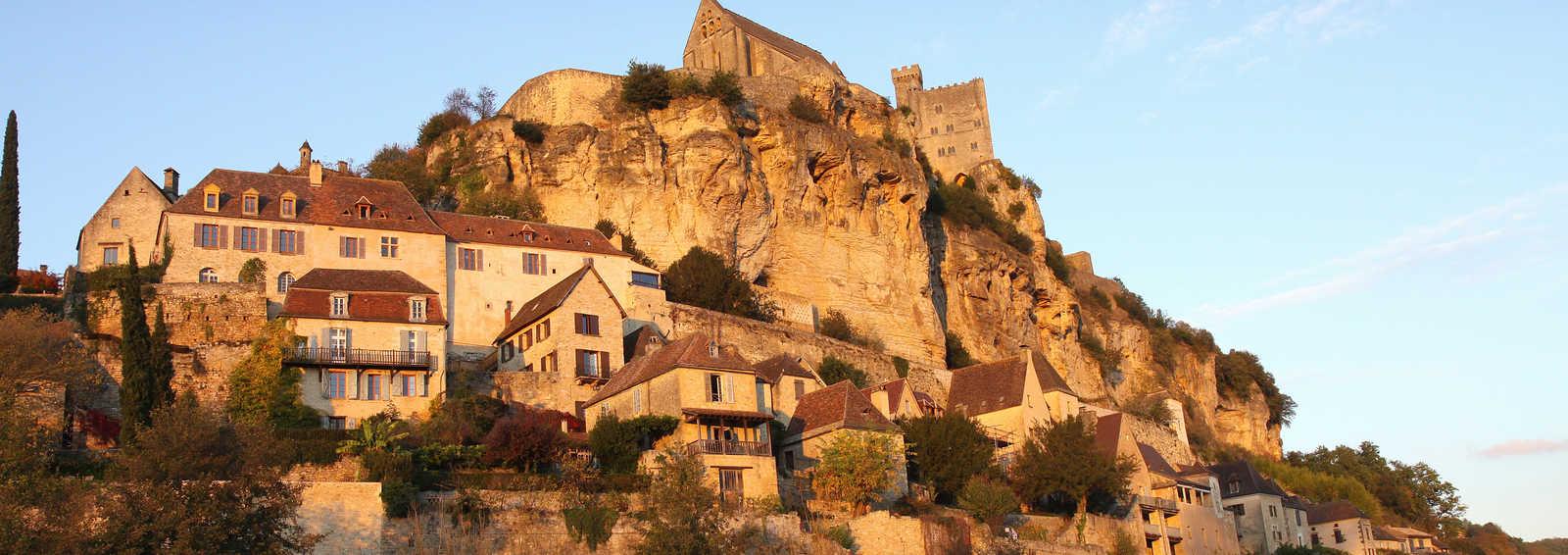 Beynac village, Dordogne, France