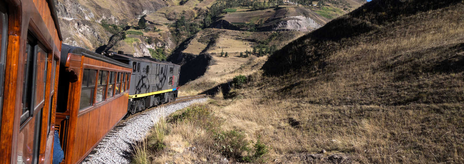 The Devil's Nose train ride, Ecuador