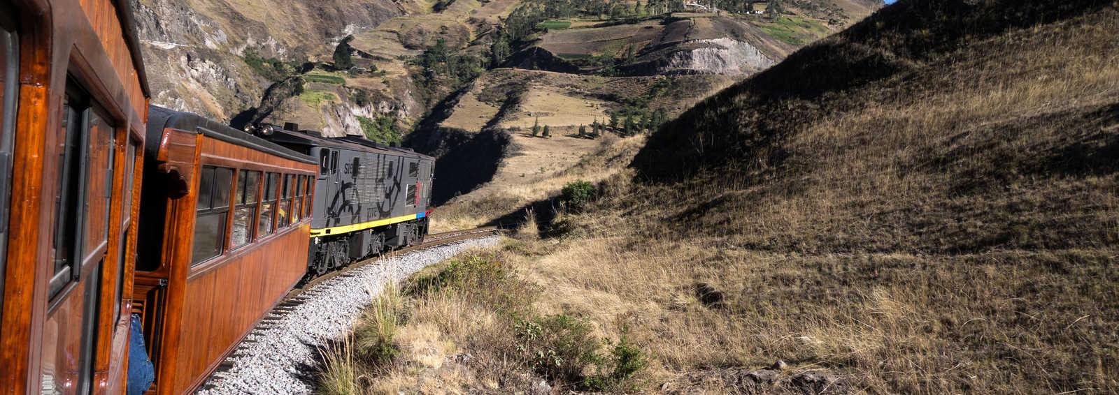 The Devil's Nose train ride, Ecuador