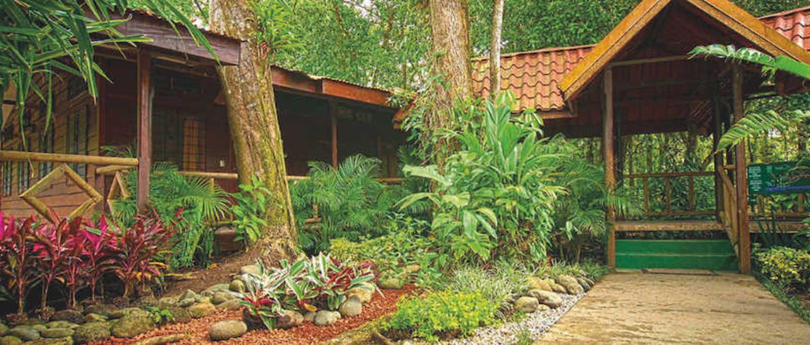 Pachira Lodge Costa Rica