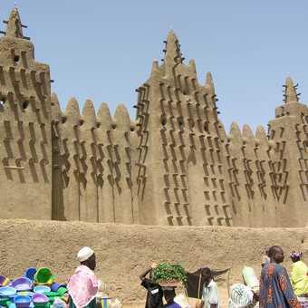 Djenne Mosque