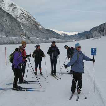 Day 1 Gschnitz valley Bob & group