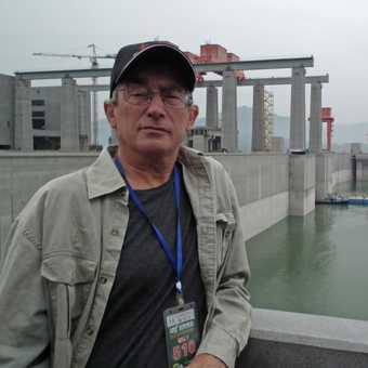 3 gorges dam now finished with new ship lifts