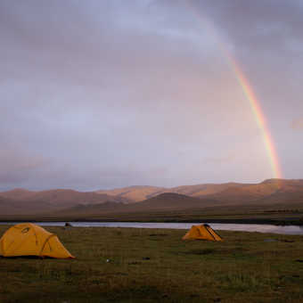 Awesome campsites