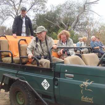 Off on Safari