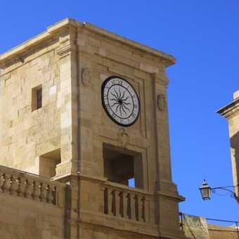 Town of Xewkija, Gozo.